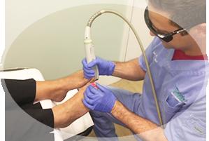 Nagelsvamp behandling